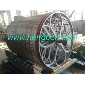 China Moule de cylindre pour la machine de fabrication de papier on sale