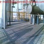 32 x 5m m sumergidos calientes galvanizaron el agua de acero de la reja/de lluvia que rallaba la prolongación del andén de rejilla de acero del precio de rejilla del acero inoxidable