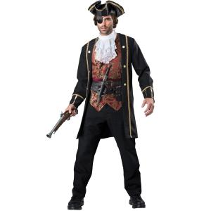 China 2016 costumes wholesale high quality fancy dress carnival sexy costumes for halloween party Pirate Captain on sale