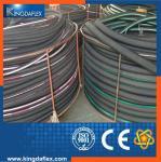 Wear Resistant Four Steel Wire Spiral Rubber Hydraulic Hose 4SP