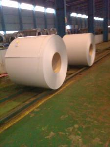 China PPGI /  Pre painted galvanized steel coil for wall panel and decorating the house on sale