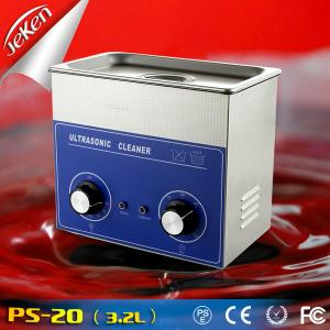 China 120W High Quality customize ultrasonic cleaner 3.2l ultrasonic golf club cleaner on sale