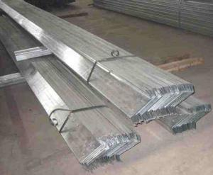China Lightweight Galvanized C / Z Purlins , Hot Rolled Metal Building Purlins  on sale