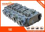 Toyota Forklift Engine Parts 1DZ Bare Cylinder Head 2.5D 11101 - 78201  11101-78200