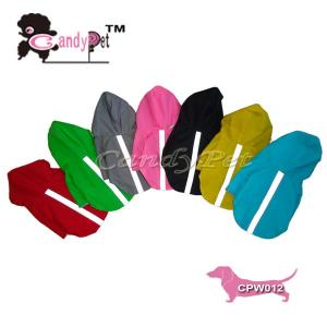 China candypet ammypet dog raincoats, waterpoof dog clothing, all weather dog coats dog clothes, pet  clothes, dog apparel on sale