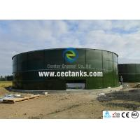 Glass Fused Steel Agriculture Water Storage Tank / 30000 gallon water storage tank
