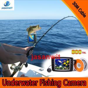China 30m Underwater camera, Diving camera,  panning camera, rotative camera, underwater camera on sale