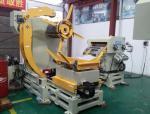Leveler Machine 3 In 1 Decoiler Straightener Feeder For household appliances manufacturers