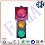 300mm Red and 200mm Yellow&Green Traffic Light With Fresnel Lens