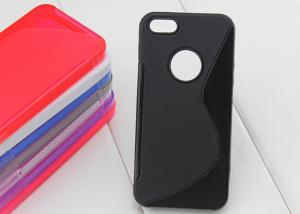 China Hybrid Cell Phone Accessories, For Iphone 5 5S TPU phone case cover on sale
