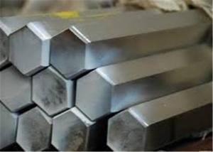 China ASTM A276 Stainless Steel Flat Bar , UNS S32100 DIN 1.4541 321 Hexagonal Steel Bar on sale