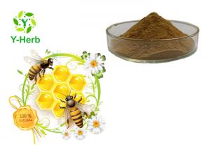 China Raw Organic Bee Propolis Powder Alcohol Water Soluble Bee Propolis Extract on sale