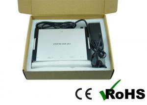 China Chip Impinj R2000 Uhf Long Distance Rfid Reader Antenna Four Port Rfid Reader on sale
