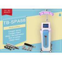 Multifunctional 7 In 1 Diamond Microdermabrasion Machine For Skin Rejuvenation Pigmentation Removal