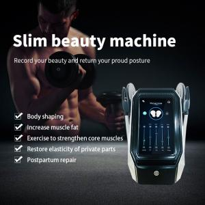 China Slim Fat Burning Top Hi-Emt Muscle Muscles Building Slimming Beauty Machine on sale