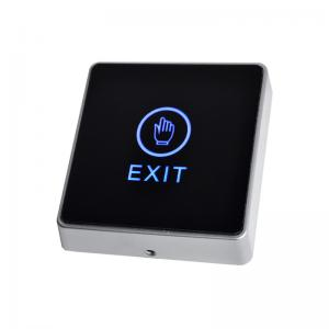 Touch Switch//Exit Button Sensor Access Control DC12V-24V+LED Indicator C1