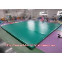 0.55mm PVC Inflatable Air Track Gymnastic With Custom Made Fitness Eco Air Track