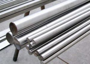 China Custom Length Stainless Steel Solid Bar , Bright Surface SS 304 Round Bar on sale