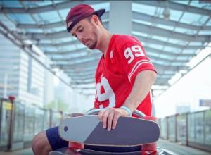 China 2019 Cheap Waterproof Mini Electric Skate Board, Remote Control Mini Electric Skateboard on sale