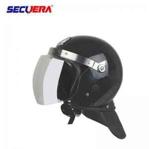 China Knife Proof Safety Protection Products Portable Anti Riot Helmet For Police Equipment on sale
