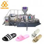 PVC  flip flop slipper making Machine , Shoe Sole Mould Making Machine?With 12/16/20/24/30 Stations