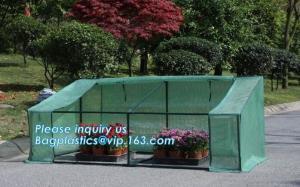 China agricultural cheap green house,home garden green house, small garden house,durable waterproof aluminium winter garden on sale