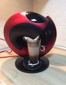China Delonghi Eclipse EDG 737.B Nescafe Dolce Gusto Capsule Coffee Machine Genuine on sale