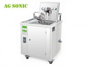 China Acid Base Resisting Large Ultrasonic Cleaning Tank Ultrasonic Golf Club Cleaner on sale