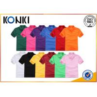 Colorful Custom Printed Polo Shirts , Personalized Polo Shirts For Women