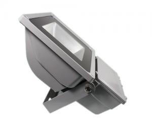 China Custom Exterior Aluminum Waterproof IP65 Led Flood Lighting Fixtures 80W / 3200K - 6000K on sale