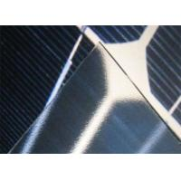 Fully Tempered Low Iron Solar Glass Size Customized For Solar Water Heater