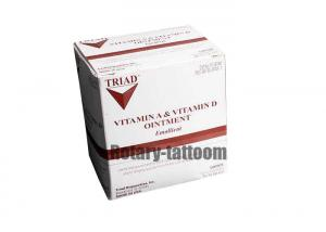 China Anti Scar Tattoo Aftercare Cream , Vitamin Body Tattoo Healing Ointment on sale