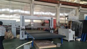 China Great Flexible PU 2D Cutting Sofa Machine CNC Vertical and Horizontal Foam Cutting Equipment on sale