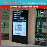 China Airport Flight Information Display Signage Holder on sale