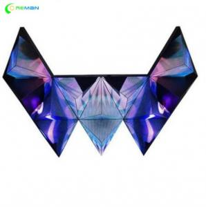 China Event Rental Smd LED Display Screen Permanent Installation Creative Indoor on sale