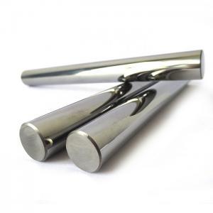 China YG8 Tungsten Carbide Round Bar / Ground Finished Tungsten Carbide Rod Wear parts on sale