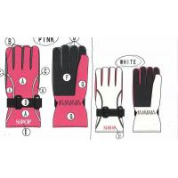 China ladies winter warm  gloves on sale