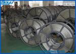 11mm Load 80kN Anti - Twist Galvanised Steel Wire Rope High Strength Long Life
