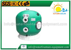 China Commercial Sand Swimming Pool Filter Fiberglass Material For Aquatic Park on sale