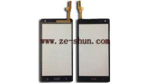 China HTC Desire 600 Black Replacement Touch Screens With Fast Response on sale