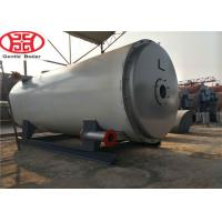 China Horizontal Thermal Oil Boiler/Heat transfer oil boiler Organic heat carrier for textile industry on sale