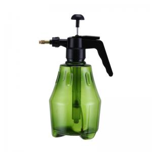 China 30cm 1.5L PP PET Indoor Watering Cactus Plant Mist Spray Bottle on sale