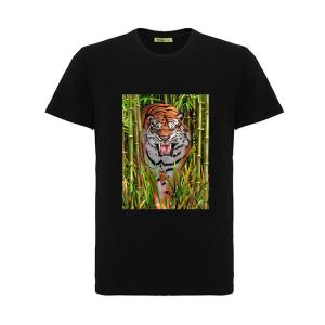 China 100% Cotton T-shirt with Stunning 3D Effect Artowrk Soft Material Custom Design on sale