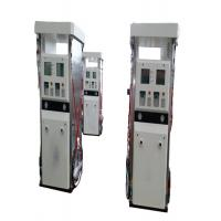 4 Noozles Customized CNG Dispenser Machine With Anti - Static Rubber Hose