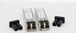 China Cisco SFP 10g Sr 10gbase Sr SFP Module , Silver Cisco Compatible SFP Modules on sale