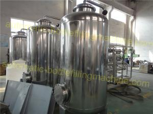 China 36.5KW Water Filter Machine , 30000L/H Reverse Osmosis System AC 380V 50Hz on sale