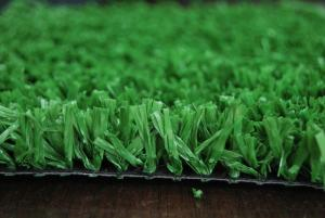 China 8800 dTex Colored artificial grass / turf , synthetic grass lawns for residential on sale