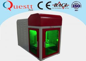 China Small Size Angle 3D Crystal Laser Engraving Machine on sale