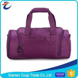 China Multifunction Men Sport Nylon Duffle Bag / Utility Tote Bag Flexible OEM Design on sale