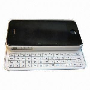 China 4G Case for iPhone, with Keyboard, Available in Different Colors, Eco-friendly on sale